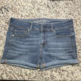 American Eagle Outfitters Shorts | American Eagle Denim Shorts | Color: Blue | Size: 10