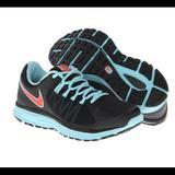 Nike Shoes | Nike Women'S Lunar Forever 3 Running Shoes | Color: Black/Blue | Size: 7
