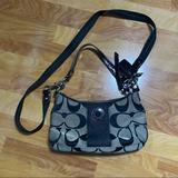 Coach Bags   Coach Signature Crossbody Handbag   Color: Black   Size: Os