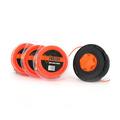 Easy FIT Doppelfadenkopf Fadenspule + 3x 2,4 x 15m Nylonfaden für FUXTEC Benzin Motorsense