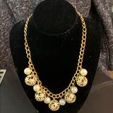 Kate Spade Jewelry   Necklace   Color: Gold/White   Size: 18 With Extender