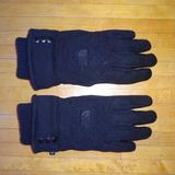 The North Face Accessories   North Face Etip Quilted Winter Gloves Xs   Color: Black   Size: Xs