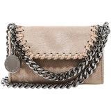 Falabella Micro Crossbody Bag - Natural - Stella McCartney Shoulder Bags