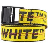 Mini Industrial Belt - Yellow - Off-White c/o Virgil Abloh Belts