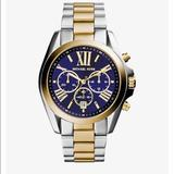 Michael Kors Accessories   Michael Kors Two Tone Watch   Color: Gold/Silver   Size: Os