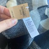 American Eagle Outfitters Accessories | Mens Ae Nib Scarf | Color: Gray/White | Size: Os