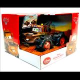 Disney Toys   Disney Store 6.5 Inch All Terrain Vehicle Mater   Color: Black/Brown   Size: Osb