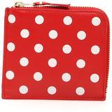 Polka Dot Wallet - Red - Comme des Garçons Wallets