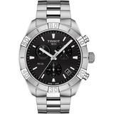 Pr 100 Chronograph Bracelet Watch - Black - Tissot Watches