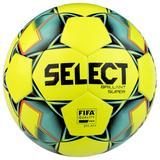 Select Brillant Super FIFA Soccer Ball Yellow/Green