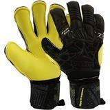 Select 77 Super Grip Soccer Goalie Gloves Black/Yellow