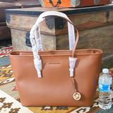 Michael Kors Bags | Michael Kors Shoulder Tote Laptop Bag Luggage | Color: Brown | Size: Os