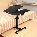 Inbox Zero Hayden Desk Wood/Metal in Black, Size 40.0 H x 24.0 W x 16.0 D in | Wayfair 8C8702CA895E4E18B8F03919BBC8A304