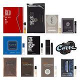 12 Piece Designer Fragrance Samples for Men - Cook Kit