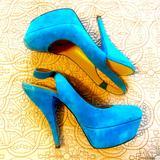 Nine West Shoes   Nine West Blue Pumps   Color: Blue   Size: 9.5