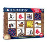 """""""Boston Red Sox Licensed Memory Match Game"""""""