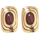 Java Earrings - Metallic - Aurelie Bidermann Earrings