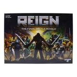 Reign Board Game by PlayMonster, Multicolor