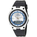Casio General Men's Watches Digital-Analog Combination with 10 Year Battery Life AW-82-7AVDF - WW