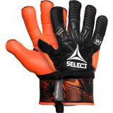 Select 93 Elite Soccer Goalie Gloves Orange/Black