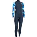 ION AMAZE AMP 4/3 CHEST ZIP Full Suit 2021 blue capsule - L