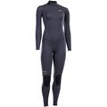 ION AMAZE CORE 4/3 BACK ZIP Full Suit 2021 steel grey - L