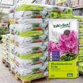 Kölle's Beste Rhododendronerde torfreduziert, 2400 Liter gesamt, 60 Sack à 40 Liter