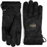 Off The Grid Ski Gloves - Black - Gucci Gloves