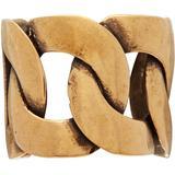 Chain Ear Cuff - Metallic - Alexander McQueen Earrings