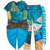 Disney Costumes | Disney Store Girls Costume 910 Descendants 3 Uma | Color: Blue/Gold | Size: 910