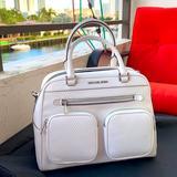 Michael Kors Bags | Michael Kors Hanover Bag | Color: White | Size: Os