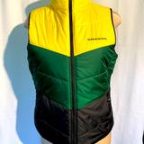 Columbia Jackets & Coats   Ladies Columbia Reversible Vest   Color: Green/Yellow   Size: S