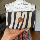 Dooney & Bourke Bags   Dooney & Bourke Cosmetic Bag   Color: Black/Cream   Size: Os
