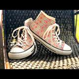 Converse Shoes   Converse High Tops Women Size 9   Color: Red   Size: 9
