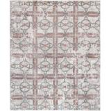 """""""Modern Gemstone Collection Hand-Knotted Silk and Wool Area Rug- 8' 0"""""""" X 9' 10"""""""" - Pasargad Home Gem-5 8x10"""""""