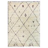 """""""Moroccan Collection Hand-Knotted Wool Area Rug-10' 0"""""""" X 14' 1"""""""" - Pasargad Home PSL-3298 10x14"""""""