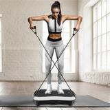 DlandHome Full Body Massager Platform in Green, Size 5.1 H x 20.9 W x 13.8 D in | Wayfair S253