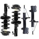 SCITOO - Front and Rear Pair Strut & Spring Complete Assembly (4 pcs) fit for 2001-2003 for Mazda Protege 2002-2003 for Mazda Protege5
