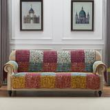 Paisley Slumber Protector by Greenland Home Fashions in Spice (Size CHAIR)