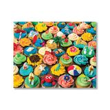 Vermont Christmas Company Puzzles multi - Summer Cupcakes 1,000-Piece Puzzle