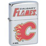 """Zippo Calgary Flames Windproof Lighter"""
