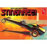 AMT Stingaree Custom Dragster 1:25 Scale Model Kit