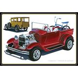 AMT 1929 Ford Woody Pickup 1:25 Scale Model Kit