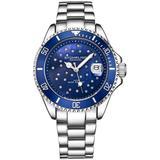 Vogue Blue Dial Watch - Blue - Stuhrling Original Watches