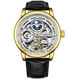 Legacy Silver-tone Dial Watch - Metallic - Stuhrling Original Watches