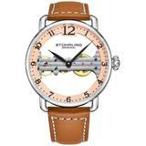 Legacy Pink Dial Watch - Pink - Stuhrling Original Watches