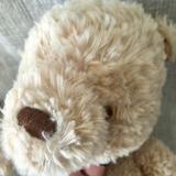 Disney Toys   Disney Plush Toy Winnie The Pooh Bear 10   Color: Tan   Size: 10