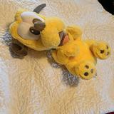 Disney Toys | Disney Cute Baby Pluto 10 Plush | Color: Brown/Yellow | Size: Osbb