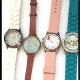 Disney Accessories | Bulk Fashion Womens Watch. | Color: Gold/Silver | Size: Os