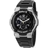 Baby G Shock Resistant Black Multi-function Sport Watch -1b2 - Black - G-Shock Watches